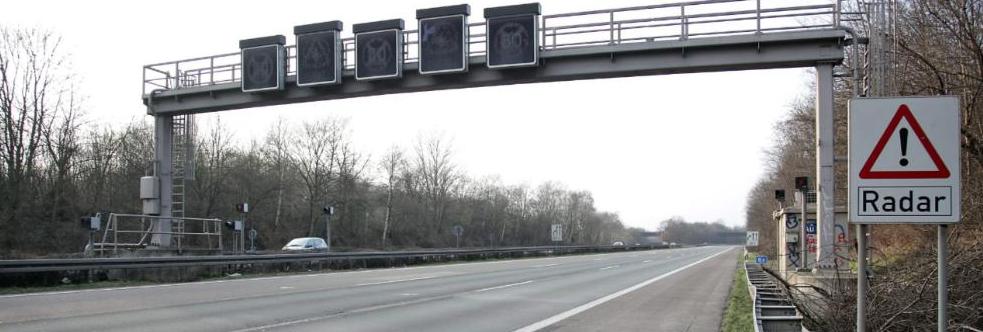 Allemagne : un radar flashe par erreur, la ville de Cologne a encaissé 11 millions d'euros, seulement 10% ont été remboursés