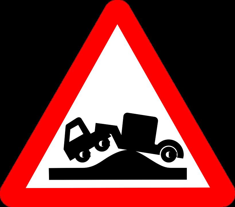 Ralentisseurs illégaux : chute de cyclistes ou motards, dommages sur les véhicules…