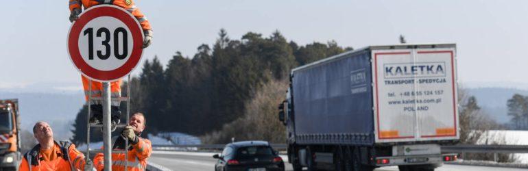 Geisingen (Allemagne) : après la mise en place d'une limite de vitesse sur l'A81, augmentation du nombre d'accidents (le ministre écologiste des transports paye une campagne de propagande à 150 000 euros)
