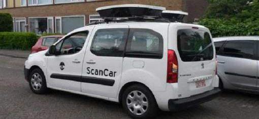 """Sur le """"modèle"""" français, Bruxelles introduit des voitures qui scanneront les véhicules stationnés"""
