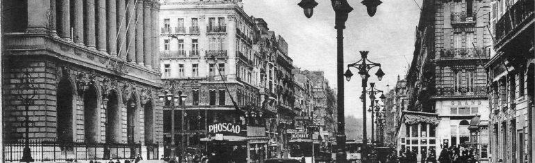 La ville la plus polluée de France n'est pas Paris mais Marseille à cause des paquebots