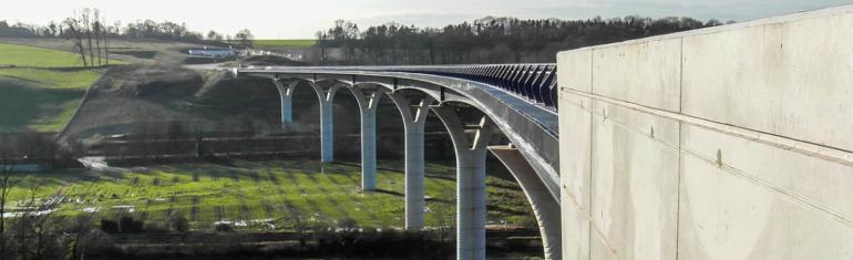 Dieppe : le pont qui ne mène nulle part a coûté 77 millions d'euros