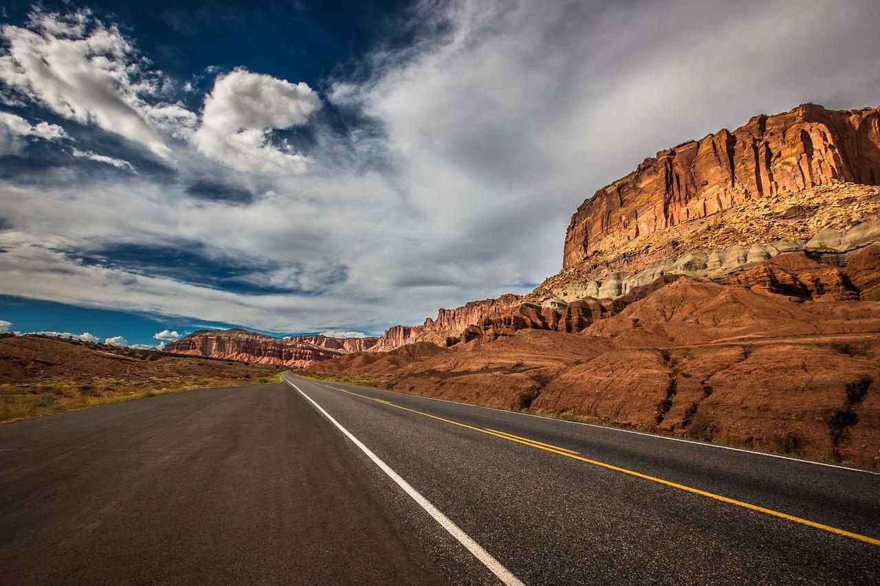 Un Road Trip aux Etats-Unis