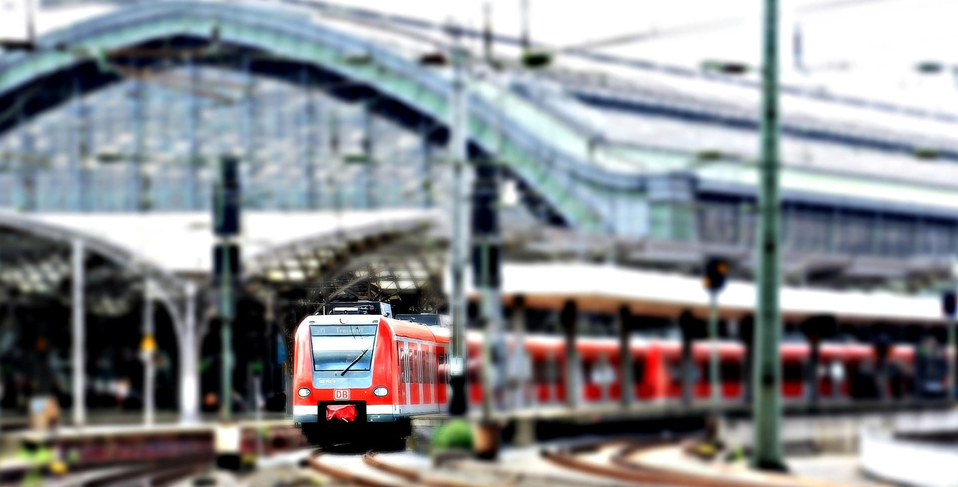 Combien coûte un billet de train en Europe ? (plus cher qu'une voiture ?)