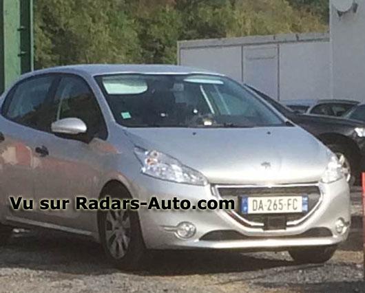 Pour conduire une voiture radar, 10 points sur le permis suffisent (de préférence !) – Flers (Oise)