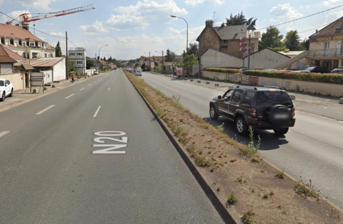 314 véhicules flashés en 4 heures sur une route nationale double voie en ligne droite limitée à 50 km/h