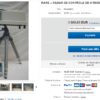 Insolite : un radar à vendre sur eBay (MESTA 204 DG)