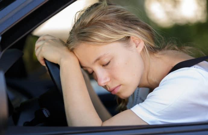 La vitesse, remède à la somnolence ? Une autre étude montre que le temps de réaction est inférieur à 110 km/h qu'à 70 ou 90 km/h