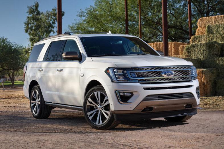 Etats-Unis : Ford en passe de relancer sa gamme de gros SUV grâce aux prix bas du pétrole ?