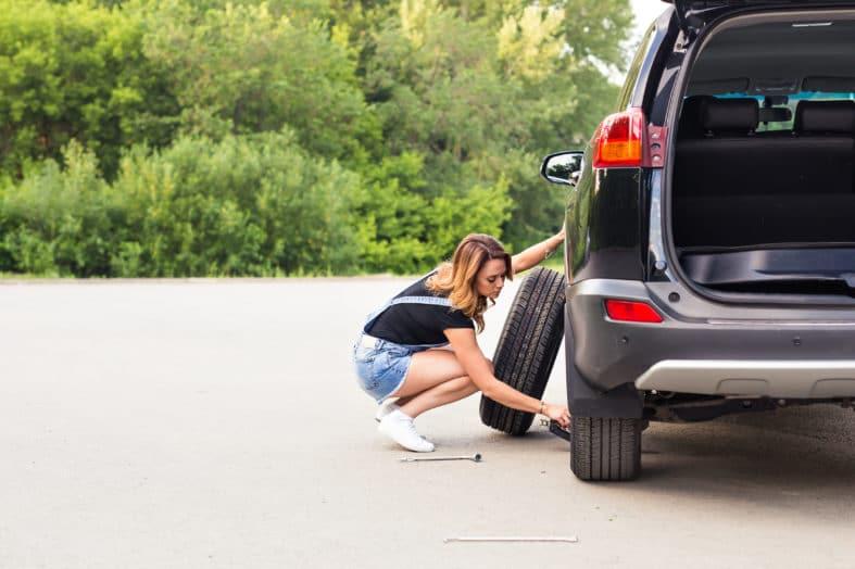 Particules fines : l'automobile responsable de 13% des émissions, dont 9% vient des pneus