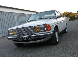 Une Mercedes de 1982 plus propre qu'un BMW X3 2.0D ou un Q3 2.0 TDI de 2020 ? (norme WLTP)