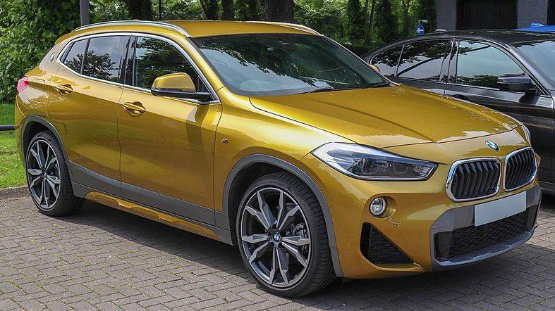 Coup d'oeil sur le BMW X2