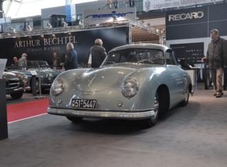 Restauration de voiture Porsche