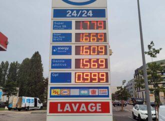 «Ce n'est pas normal de nous taxer autant»… Les automobilistes du Loiret furieux contre la hausse du prix des carburants (60% du prix sont des taxes)